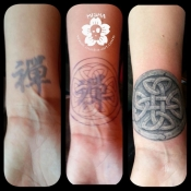 celtic wrist cover
