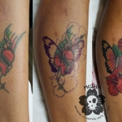heart to butterfly