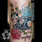 zephyr day of dead